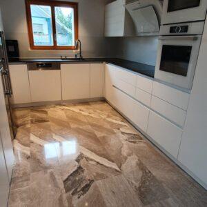 Küche renovation Gockhousen3